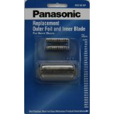 Panasonic WES9079P Combo Replacement Shaver Foil and Blade Set