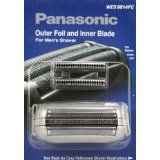 Panasonic WES9014PC Combo Replacement Shaver Foil and Blade Set