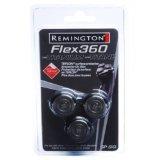 Remington SP5161 Flex 360 Titanium Replacement Heads with Teflon