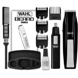 Wahl 5537-1801 Cordless Battery Operated Beard Trimmer