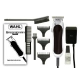 Wahl 9307-600 GroomsMan Corded Trimmer/Compact Clipper