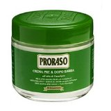 Proraso Pre and Post Shave Cream 3.6 oz.