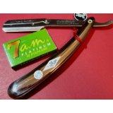 Parker SR2 Stainless Steel Straight Edge Barber Razor