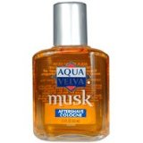 Aqua Velva After Shave Lotion, Cologne Musk