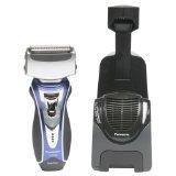 Panasonic ES7056S Vortex Triple Head HydraClean Mens Shaver