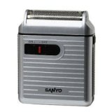 Sanyo SV M730 Electric Battery Operated Pocket Shaver