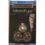 Remington SP-25 Microflex Replacement Heads & Cutter Blades