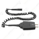 Braun Charger Cord for Contour, CruZer, Freeglider, 4700 Series