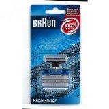 Braun FreeGlider screen foil and cutter blade