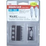 Wahl 3-hole Adjusto-lock Clipper Blade Set