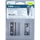 WAHL 2191 Professional 2 Hole Adjustable Clipper Blade Size 000