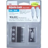 WAHL 1005 Professional Adjusto Lock 3 Hole Blade Size 1mm-3mm