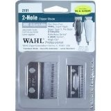Wahl 2191 Professional 2 Hole Clipper Blade