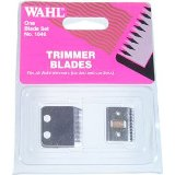 WAHL 1046 Professional One Blade Set Trimmer Blades
