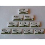 100 Astra Superior Premium Platinum Double Edge Razor Blades