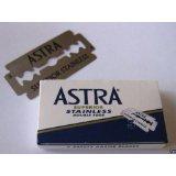 100 Astra Superior Stainless Double Edge Safety Razor Blades