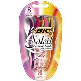 BIC Soleil Disposable Triple Blade Shaver for Women