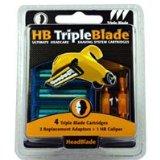 HeadBlade Triple Blade Refills Accessory Kit