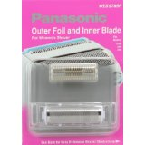 Panasonic WES9769PC Combo Replacement Shaver Foil and Blade Set