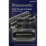 Panasonic WES9020PC Combo Replacement Shaver Foil and Blade Set