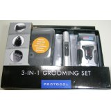 Protocol 3-in-1 Grooming Set