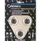 Norelco MicroPlus-5 Replacement Heads - HQ4 Plus