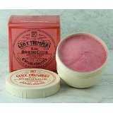 Geo F. Trumper Rose Soft Shaving Cream in Bowl 200 g cream