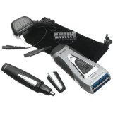 Optimus 50052 Wet/Dry Series Plus Shaver and Personal Groomer Combo Pack