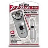 Bell & Howell Model TRTK Tritek Shaver and Trimmer