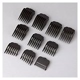 Wahl Hair Clipper Guide Comb Set (10 pieces)