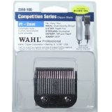 WAHL 2359-100 Professional Competition Series Detachable Clipper Blade Size 1 - 2mm