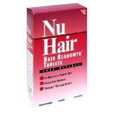 NuHair Hair Regrowth Tablets for Women