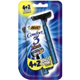 Bic Comfort 3 Disposable Razor for Men