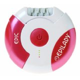 Epilady EP-813-10 Epic Rechargeable Epilator