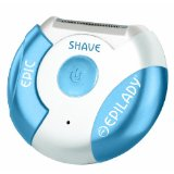 Epilady EP-843-10 Epic Shave - Rechargeable Wet/Dry Shaver