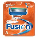 Gillette Fusion Manual Cartridges