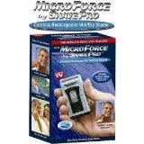 Microforce Rechargeable Electric Shaver